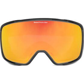 Sweet Protection Interstellar RIG Reflect Gafas Hombre, negro/naranja